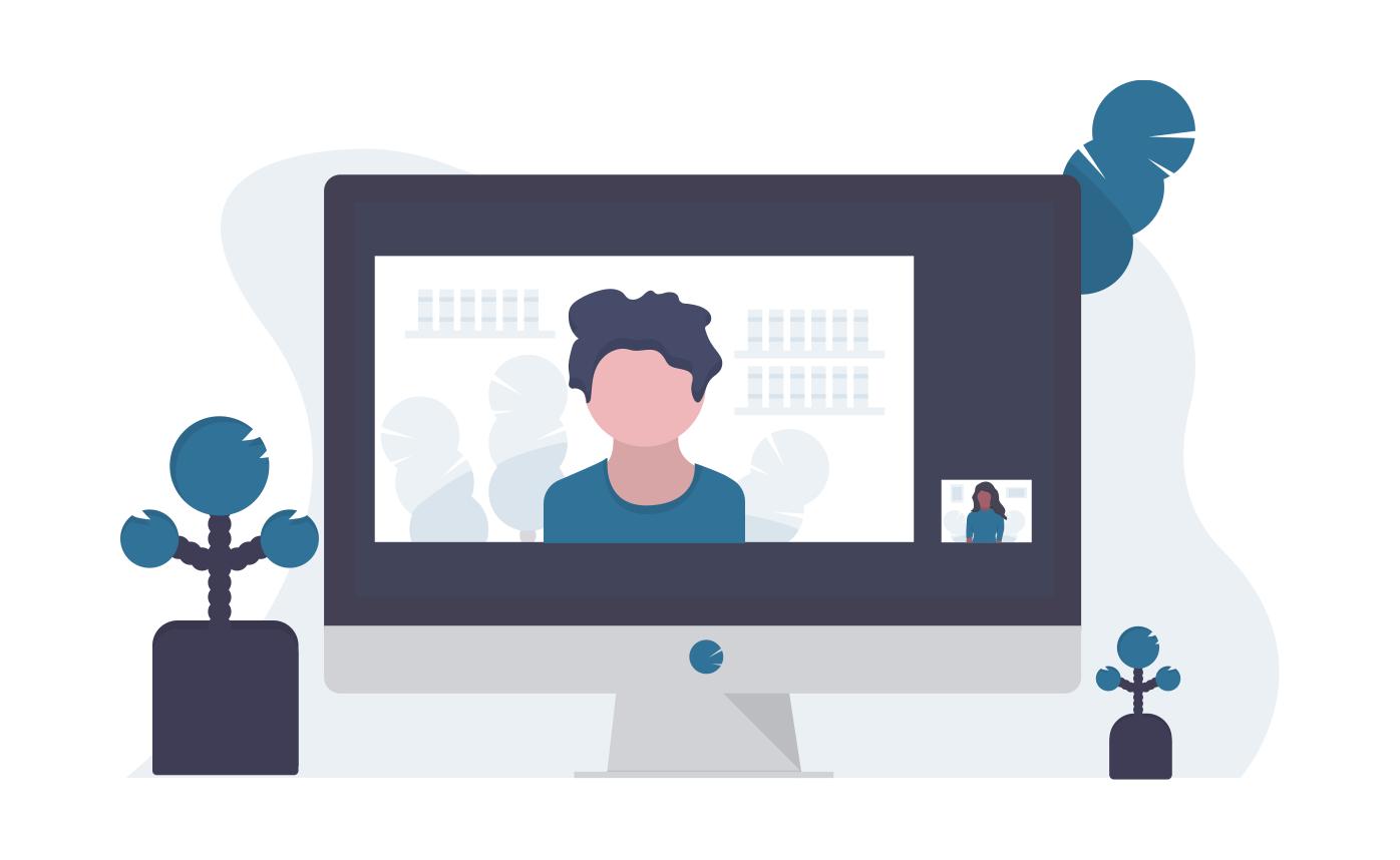 Videokonferenzen und Onlinemeetings